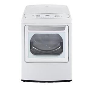 LG Appliances Dryers 7.3 Cu. Ft. Capacity HE Electric Steam Dryer