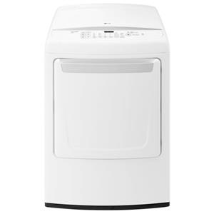 LG Appliances Dryers 7.3 Cu. Ft. Capacity Gas Dryer