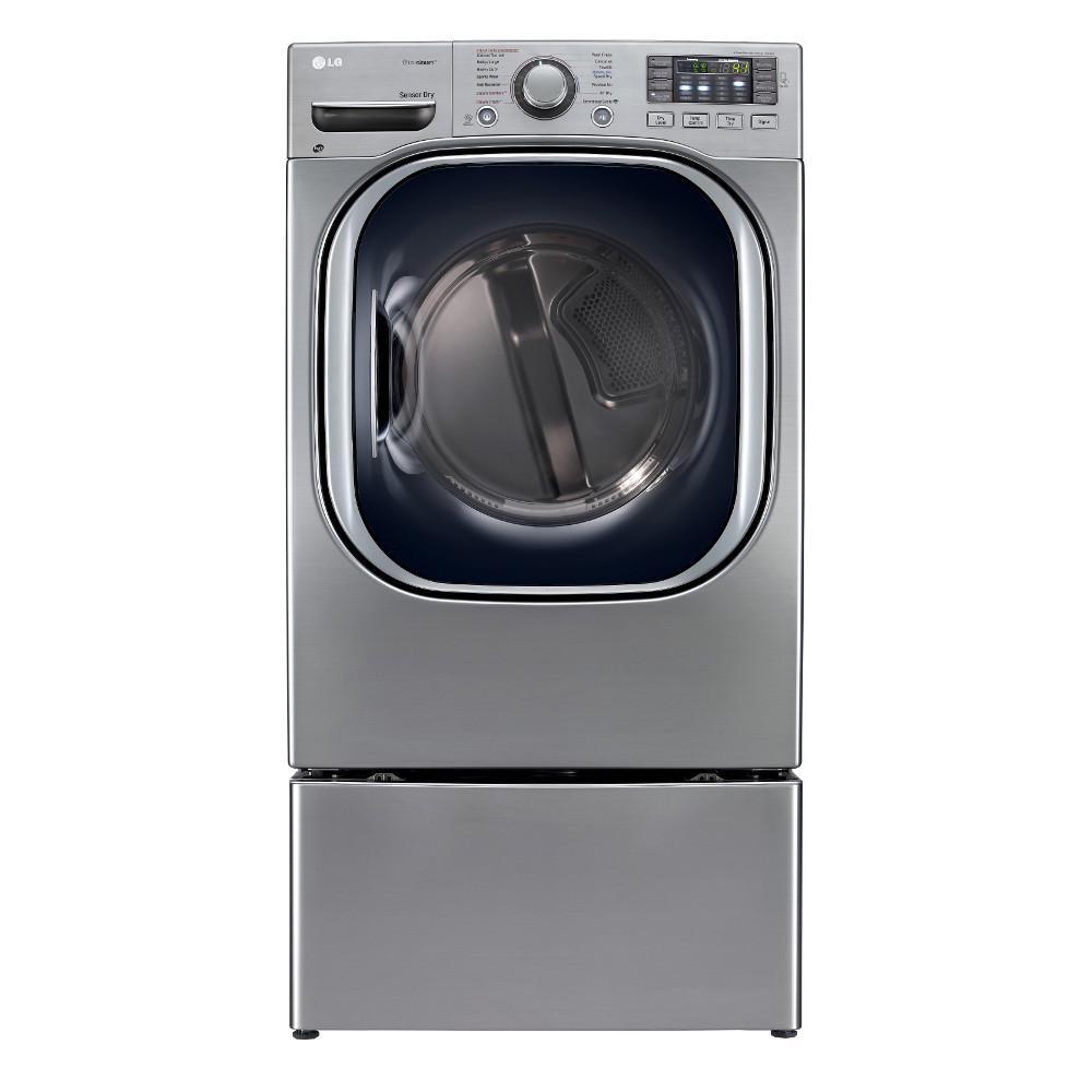 LG Appliances Dryers 7.4 Cu. Ft. Ultra Large Capacity Gas Dryer - Item Number: DLGX4271V