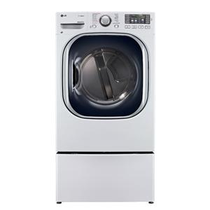 LG Appliances Dryers 7.4 Cu. Ft. Ultra Large Capacity Gas Dryer