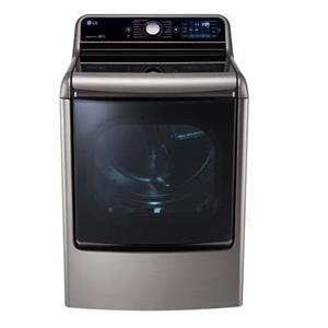 LG Appliances Dryers 9.0 Cu. Ft. Capacity Gas Steam Dryer