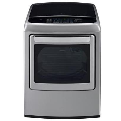 LG Appliances Dryers 7.3 Cu.Ft. Ultra Large Capacity Dryer - Item Number: DLGY1702V