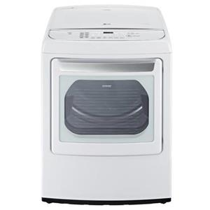 LG Appliances Dryers 7.3 Cu.Ft. Ultra Large Capacity Dryer