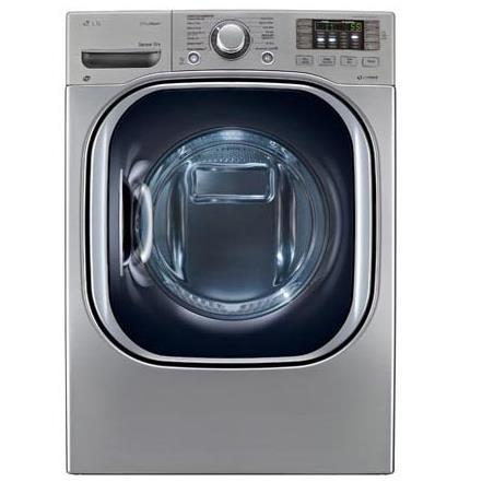LG Appliances Dryers 7.3 cu. ft. Ultra Large Capacity Dryer - Item Number: DLHX4072V