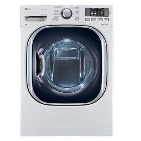 LG Appliances Dryers 7.3 cu. ft. Ultra Large Capacity Dryer - Item Number: DLHX4072W