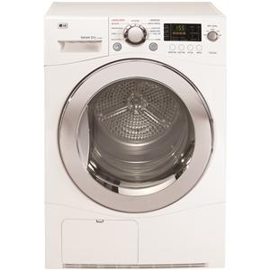 LG Appliances Electric Dryers 4.2 Cu. Ft. Electric Front-Load Dryer