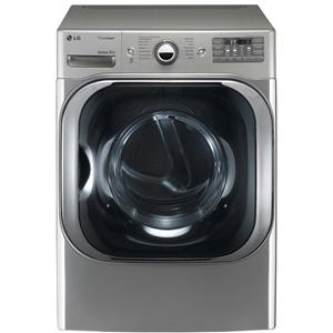 LG Appliances Electric Dryers- 9.0 Cu. Ft. Front-Load Electric Dryer