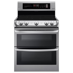 LG Appliances Electric Ranges 7.3 cu. ft. Electric Convection Range