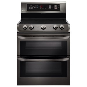 LG Appliances Electric Ranges- LG 7.3 cu. ft. Electric Convection Range