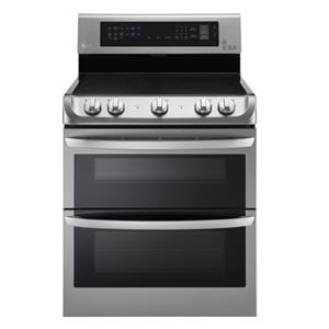 LG Appliances Electric Ranges 7.3 Cu. Ft. Electric Double Oven Range