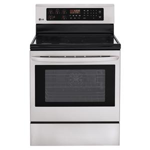 "LG Appliances Electric Ranges 30"" Freestanding Electric Range"