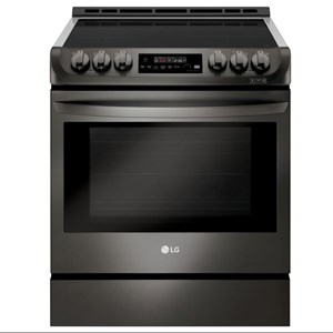 LG Appliances Electric Ranges- LG 6.3 cu. ft. Wi-Fi Enabled Induction Slide-in