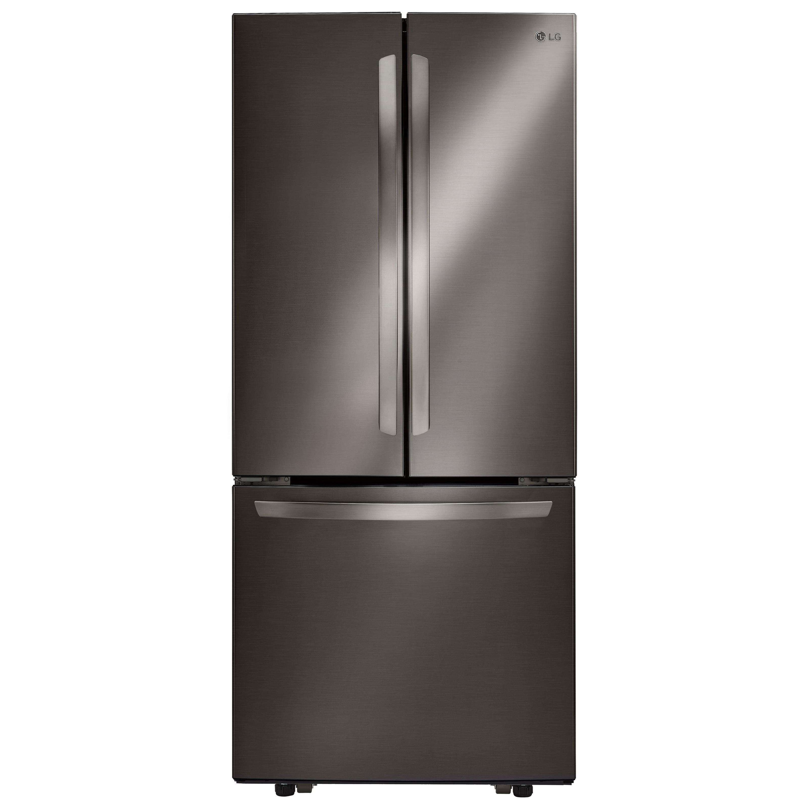 french doors lg door grs refrigeration fridge