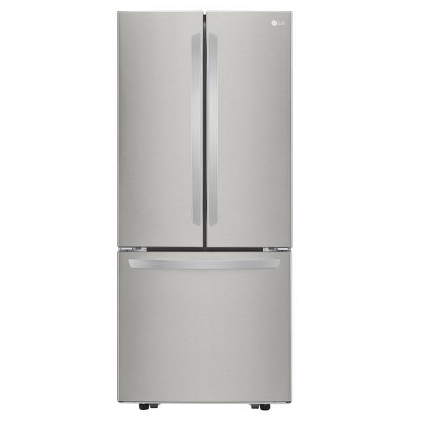 21.8 Cu. Ft. French Door Refrigerator
