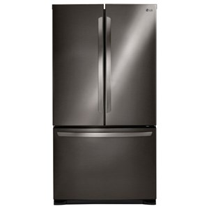 LG Appliances French Door Refrigerators 25 Cu.Ft. 3-Door French Door Refrigerator