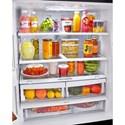 LG Appliances French Door Refrigerators 24.7 Cu. Ft. French Door Refrigerator with Dual Ice Makers