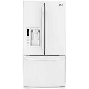 LG Appliances French Door Refrigerators 24.9 Cu. Ft. French Door Refrigerator