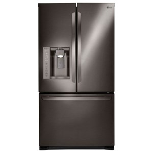 LG Appliances French Door Refrigerators 27 Cu. Ft. 3-Door French Door Refrigerator