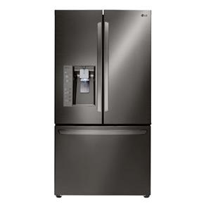 LG Appliances French Door Refrigerators 24 Cu. Ft. Counter Depth French Door Fridge