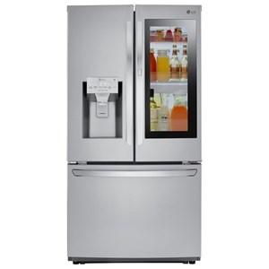 26 Cu. Ft. Smart Door-in-Door? Refrigerator