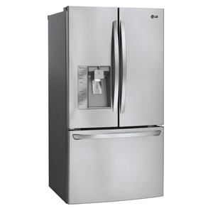LG Appliances French Door Refrigerators 29 Cu. Ft. 3 Door French Door Fridge