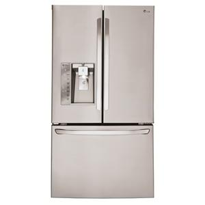 LG Appliances French Door Refrigerators 30 Cu. Ft. 3 Door French Door Fridge
