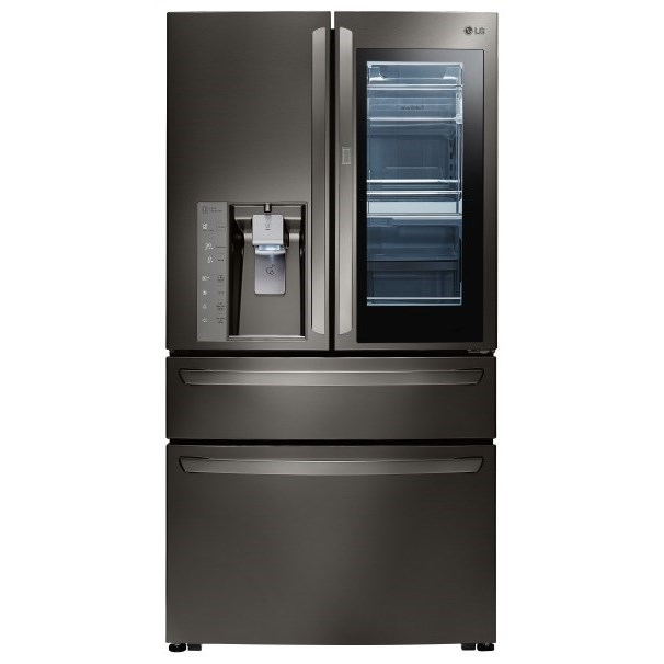 23 Cu.Ft. Door-in-Door® Counter-Depth Fridge