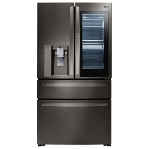 23 Cu.Ft. Door-in-Door? Counter-Depth Fridge