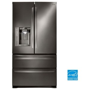 LG Appliances French Door Refrigerators 27 cu. ft. 4 Door French Door Refrigerat