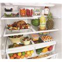 LG Appliances French Door Refrigerators Ultra-Capacity ENERGY STAR® 27 cu. ft. 4 Door French Door Refrigerator