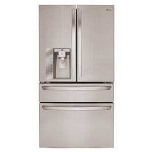 LG Appliances French Door Refrigerators 30 Cu. Ft. French Door Refrigerator