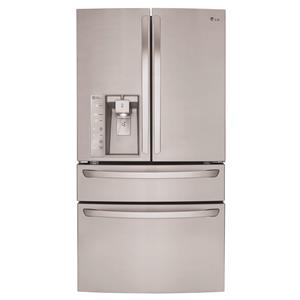 LG Appliances French Door Refrigerators 30 Cu. Ft. 4-Door French Door Refrigerator