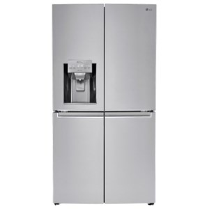 LG Appliances French Door Refrigerators 23 cu. ft. 4-Door French Door Counter-Depth