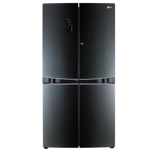 LG Appliances French Door Refrigerators 34 Cu. Ft. French Door Refrigerator - Item Number: LPCS34886C