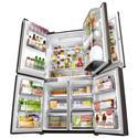 LG Appliances French Door Refrigerators 4 Door Refrigerator with Door-in-Door™