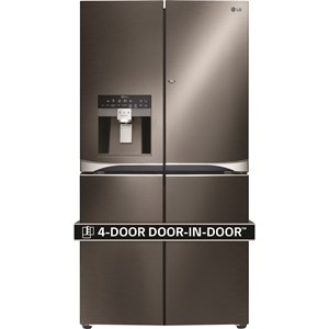 LG Appliances French Door Refrigerators 4 Door Refrigerator