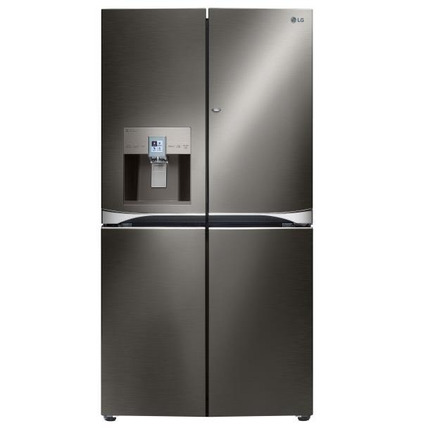 LG Appliances French Door Refrigerators 29.6 Cu. Ft. 4 Door Refrigerator - Item Number: LPXS30886D