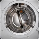 LG Appliances Gas Dryers 7.4 Cu. Ft. Ultra Large Capacity Gas Front-Load SteamDryer™ - NeveRust™ Stainless Steel Drum