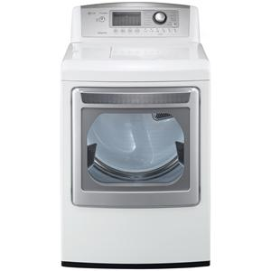 LG Appliances Gas Dryers 7.3 Cu. Ft. Front-Load Gas Dryer