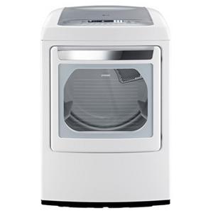 LG Appliances Gas Dryers 7.3 Cu. Ft. Front-Load Gas Dryer