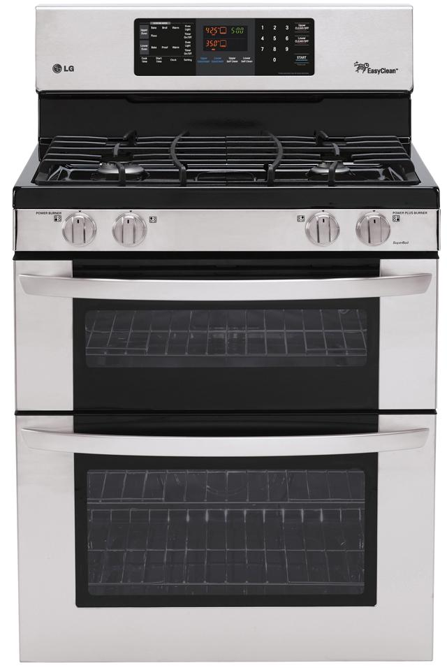 "LG Appliances Gas Ranges 30"" Freestanding Gas Range - Item Number: LDG3031ST"