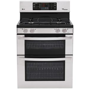 "LG Appliances Gas Ranges 30"" Freestanding Gas Range"