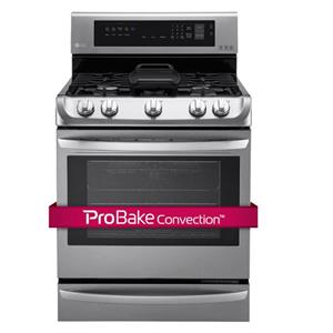 6.3 Cu. Ft. Gas Single Oven Range