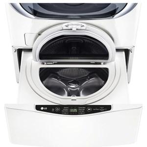 LG Appliances Laundry Accessories 1.0 cu. ft. LG SideKick™ Pedestal Washer