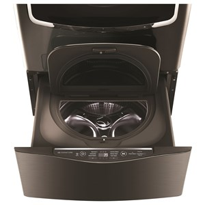 LG Appliances Laundry Accessories LG SIGNATURE: 1.0 cu. ft. SideKick™ Pedestal