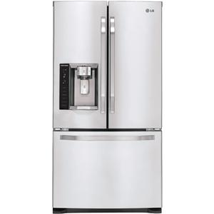 LG Appliances LG Studio Series 20.5 Cu. Ft. French Door Refrigerator