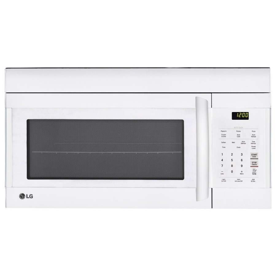 LG Appliances Microwaves 1.7 cu.ft. Over-the-Range Microwave Oven - Item Number: LMV1762SW