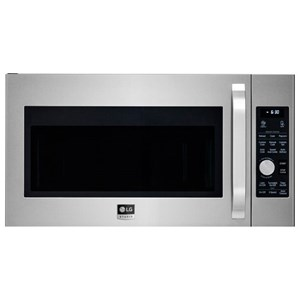 LG Appliances Microwaves 1.7 cu. Ft. Over-The-Range Microwave Oven