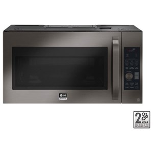 LG Appliances Microwaves- LG 1.7 cu. Ft. Over-The-Range Microwave Oven