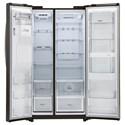 LG Appliances Side by Side Refrigerators- LG 26 cu. ft. Side by Side Refrigerator with Door-In-Door®